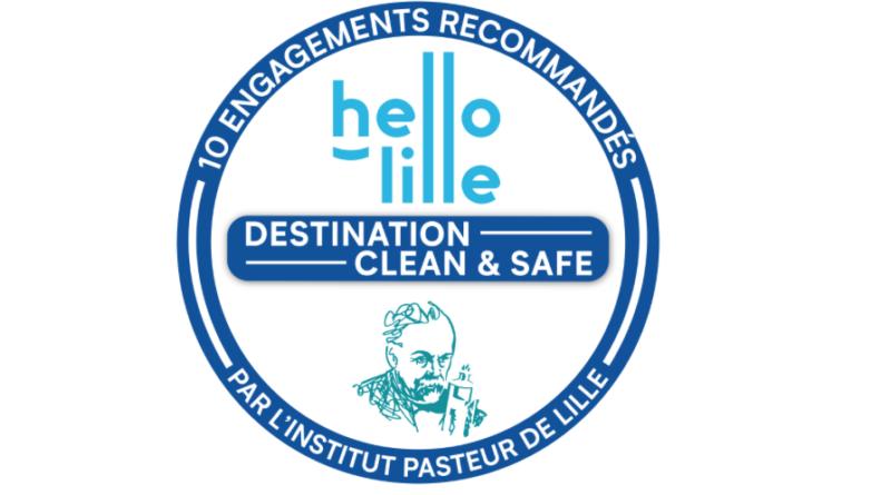 La charte sanitaire Hello Lille x Institut Pasteur de Lille : une première en France