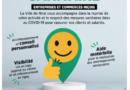 Les bureaux d'information de Nice viennent d'obtenir le Label «Confiance Sanitaire»